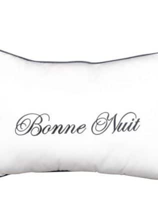 """Pillow """"Bonne Nuit"""""""