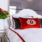 "Luxury Bed Linens ""Velvet Strip"""