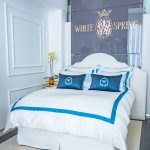 "Luxury Bedding Set ""Ocean"""