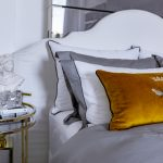 "Luxury Bedding Set ""Grey"""