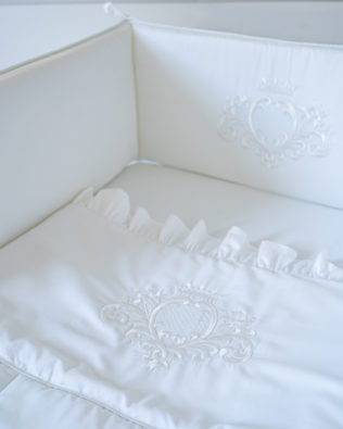 "Luxury Baby Bedding ""Royal"""