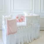 Ruffle Crib Skirt