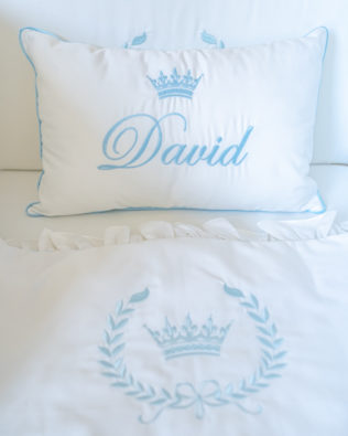 "Pillow ""My name"""