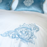 "Luxury Bed Linen Set ""Velvet"""