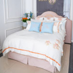 "Luxury Bed Linen Set ""Maldives"""