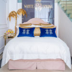 "Decorative Pillow ""Blue Royal"""