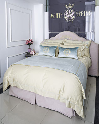 "Luxury Bed Linen Set ""Champagne"""