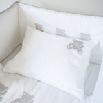 Sleep Baby Pillow with Bear