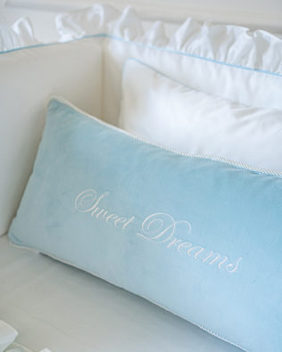 "Decorative Pillow ""Sweet Dreams"""
